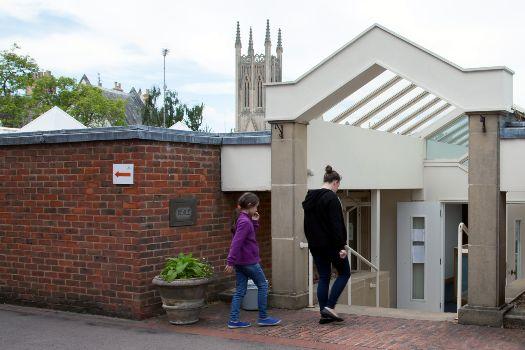 Cheltenham Ladies' College accommodation block