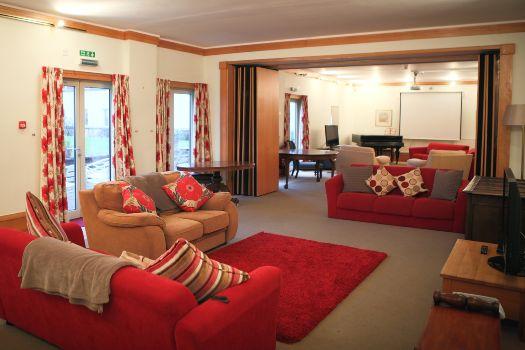 Accommodation common room