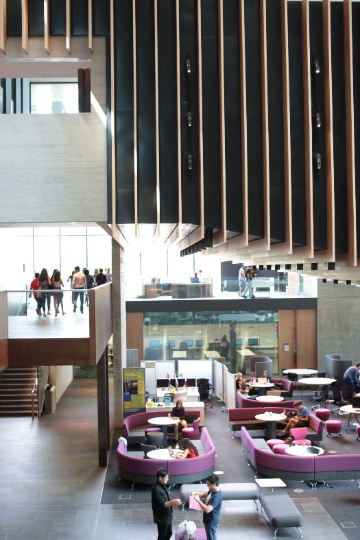 Oxford Brookes University Campus