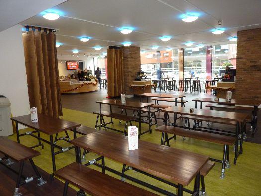 Anglia Ruskin University canteen