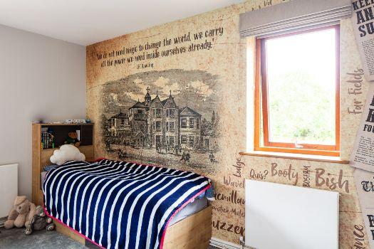 Bedroom at Summer Fields School
